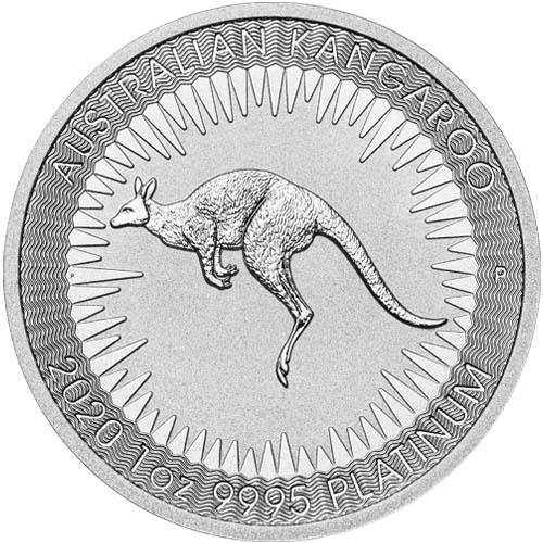2020 - Platinum kangaroo(In Capsule)