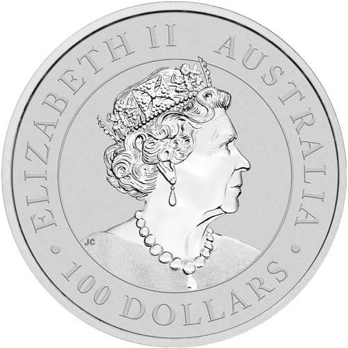 2020 1 oz platinum perth mint capsule