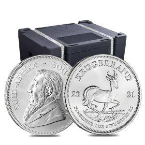 2021 silver kruggerand monster box