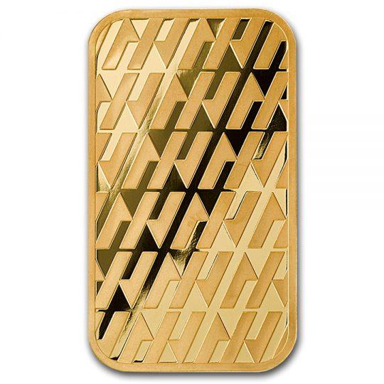 1 oz gold bar asahi refining