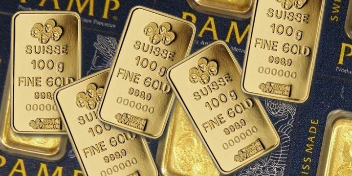 PAMP Suisse and their Bullion Products