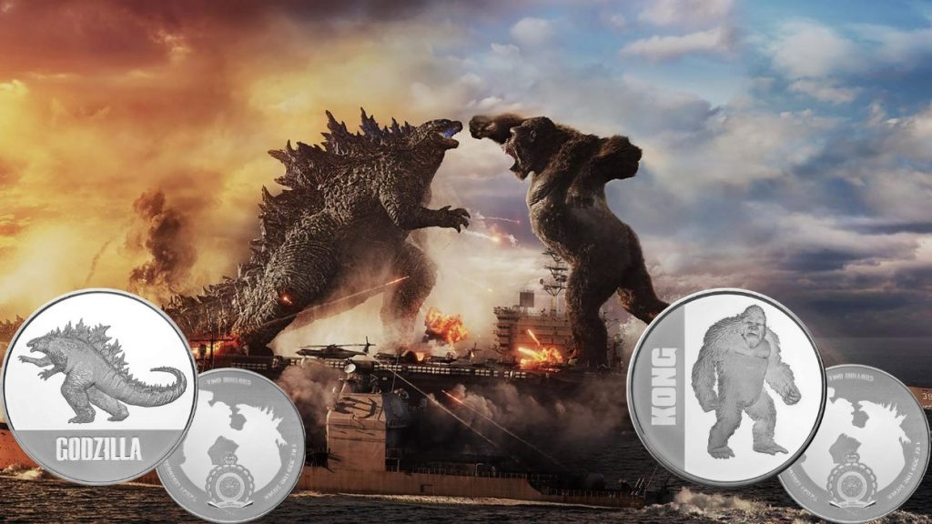Are the Silver Kong and Godzilla Coins worth Buying?